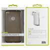 Muvit - Funda Crystal Soft Lite Gris Transparente Samsung Galaxy P8 Lite 2017 muvit