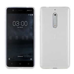 a9c2c3279c0 Muvit Funda Crystal Soft Lite Transparente Nokia 5 muvit - Fundas.es