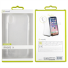 Muvit - Funda Cristal Soft lite Transparente Apple iPhone 8 muvit