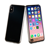 Muvit - Funda Cristal Soft lite Gris Apple iPhone 8 muvit