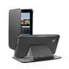 """Funda Snow Slim Negra Función Soporte Samsung P3100/3110 Galaxy Tab 2 7"""" Muvit"""