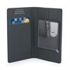 "Muvit - Funda Folio Universal Rotativa Negra 5""e; Función Soporte Muvit"