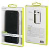 Muvit - Funda Folio Negra parte Trasera Transparente Samsung Galaxy S8 muvit