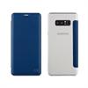 Muvit Funda Folio Azul parte trasera TPU Transparente Samsung Galaxy Note 8 muvit