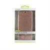 Muvit - Funda Folio Rose Gold parte trasera Transparente Samsung Galaxy A8 2018 muvit