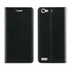 Muvit Funda Folio Stand Negra Funcion Soporte y Tarjetero Huawei GR3 muvit