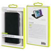 Muvit - Funda Folio Stand Negra Funcion Soporte y Tarjetero Samsung Galaxy A3 2017 muvit