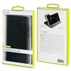 Muvit - Funda Folio Stand Negra Funcion Soporte y Tarjetero Huawei P10 Lite muvit
