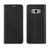 Muvit Funda Folio Stand Negra Funcion Soporte y Tarjetero Samsung Galaxy S8 Plus muvit