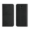 Muvit Funda Folio Stand Negra Funcion Soporte y Tarjetero Samsung Galaxy J7 2017 muvit