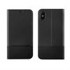 """Muvit Funda Folio Stand Skin Negra Función Soporte con Doble PU """"Edición especial"""" Apple iPhone 8 muvit"""