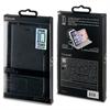 Muvit - Funda Folio Stand Skin Negra Función Soporte con Doble PU &quote;Edición especial&quote; Apple iPhone 8 muvit