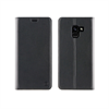 Muvit - Funda Folio Stand Negra Función Soporte Samsung Galaxy A8 2017 muvit