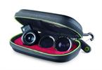 Kit lentes 4 en 1 Universal Muvit (macro,gran angular,ojo de pez,polarizador)