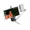 Muvit Flash con luz led negro con jack 3,5mm para smartphones muvit