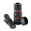Muvit Telescopio Negro 8X para smartphones muvit