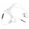 Auriculares Esteréo Blanco 3,5mm Universal (Con Micrófono y Adaptador 3,5mm) Muvit