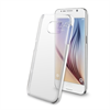 Pack Carcasa Cristal Transp.+Tempered Glass 0,33mm Samsung Galaxy S6 Muvit