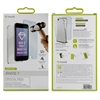 Muvit - Pack Carcasa Cristal Transp.+Tempered Glass 0,33mm Apple iPhone 7 muvit