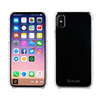 Muvit Pack Carcasa Cristal Transp.+ Tempered Glass Case Friendly 0,33 mm Apple iPhone 8 muvit