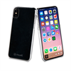 Muvit - Pack Carcasa Cristal Transp.+ Tempered Glass Case Friendly 0,33 mm Apple iPhone 8 muvit