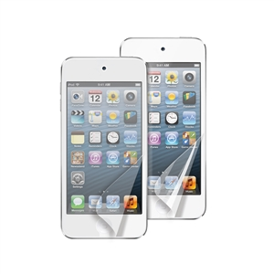 Muvit - Set de dos Protectores Pantalla Apple iPhone Low Cost (Antihuellas)