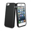 Muvit - Funda Minigel Negra Apple iPhone 5 Muvit