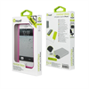 Muvit - Funda Minigel Rosa Apple iPhone 5 Muvit