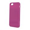 Funda Minigel Rosa Apple iPhone 5 Muvit