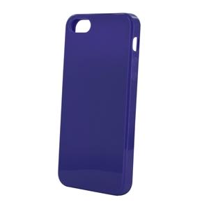Muvit - Funda Minigel Lila Apple iPhone 5 Muvit