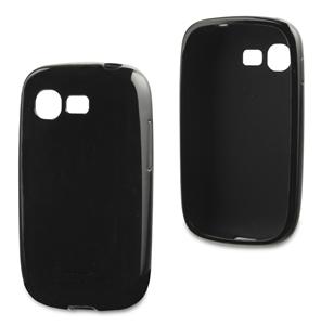 0be04489c74 Funda Minigel Negra Samsung Galaxy Pocket Neo S5310 Muvit - Fundas.es