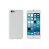 Muvit - Funda Minigel Blanca Apple iPhone 6 Muvit