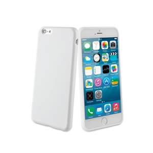 Muvit - Funda Minigel Blanca Apple iPhone 6 5.5 Muvit