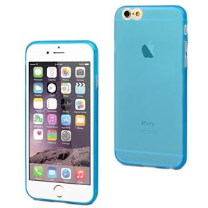Muvit - Funda Minigel Ultrafina Azul Apple iPhone 6S muvit