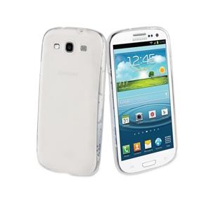 Muvit - Funda Minigel Transparente Samsung Galaxy S3 Neo/S3 muvit