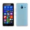 Muvit Funda Minigel Transparente Microsoft Lumia 640 XL muvit
