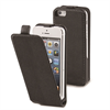 Funda Slim Negra Apple iPhone 5 Muvit