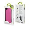 Muvit - Funda Slim Rosa Apple iPhone 5 Muvit