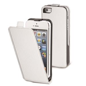 Muvit - Funda Slim Blanca Apple iPhone Low Cost Muvit