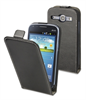Funda Slim Negra Samsung Galaxy Core I8260 Muvit