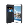 Funda Slim Folio Función Soporte Negra LG Optimus F6 Muvit