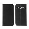 Muvit - Funda Slim Folio Función Soporte Negra Samsung Galaxy Core 2 Muvit