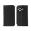 Muvit - Funda Wallet Folio Función Soporte Negra Samsung Galaxy Young 2 Muvit