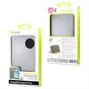 Muvit - Funda Wallet Folio Negra Función Soporte Huawei P8 Lite muvit