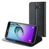 Muvit Funda Wallet Folio Función Soporte Negra Samsung Galaxy A7 2016 muvit