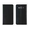 Muvit Funda Wallet Folio Función Soporte Negra Samsung Galaxy J3 muvit