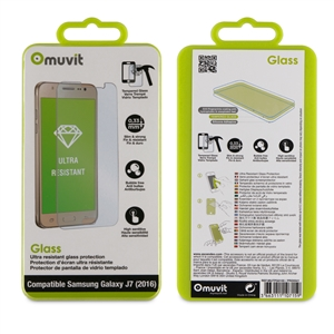 Muvit - Glass 0,33 mm Samsung Galaxy J7 muvit