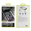 Muvit Glass 0,33mm curvo 3D marco Negro + nanofilm Apple iPhone 7 muvit