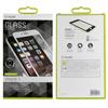 Muvit Glass 0,33mm curvo 3D marco blanco + nanofilm Apple iPhone 7 muvit
