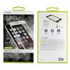 Muvit Glass 0,33mm curvo 3D marco Blanco + nanofilm trasero Apple iPhone 7 Plus